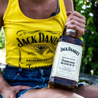 Tílko Jack Daniel's Honey
