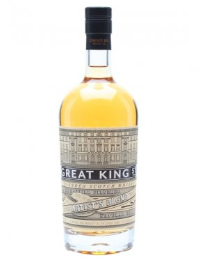Compass Box Great King Street 0,5l 43%