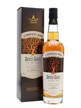 Compass Box Spice Tree 0,7l 46%