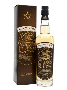 Compass Box The Peat Monster 0,7l 46%