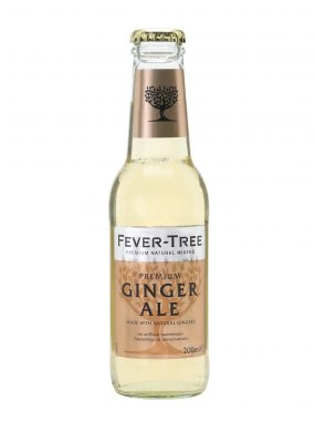 Fever Tree Ginger Ale 0,2l