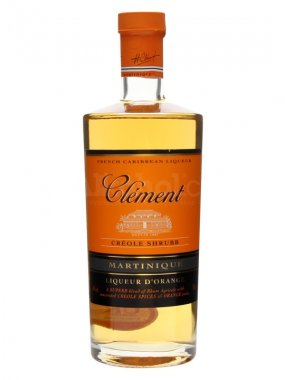 Clement Creole Shrubb Orange 0,7l 40%