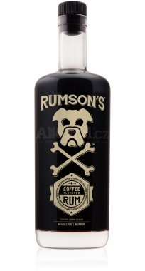 Rumson's Coffee Rum Black 0,75l 40%