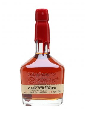 Maker's Mark Cask Strength Edition 0,7l 55,75%