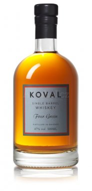 Koval Four Grain 0,5l 47%