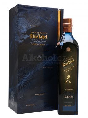 Johnnie Walker Blue Label Brora And Rare 0,7l 46% L.E.