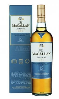 Macallan Fine Oak 12y 0,7l 40%