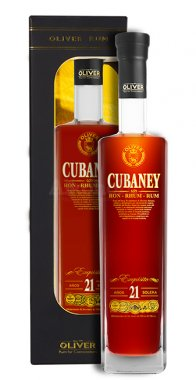 Cubaney Exquisito 21y 0,7l 38%