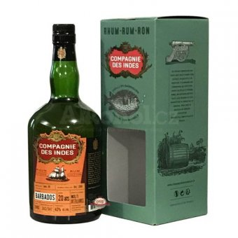 Compagnie des Indes Barbados Multi Distilleries 20y 1996 0,7l 45%