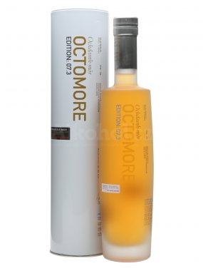 Bruichladdich Octomore 7.3 Scottish Barley 5y 2010 0,7l 63%