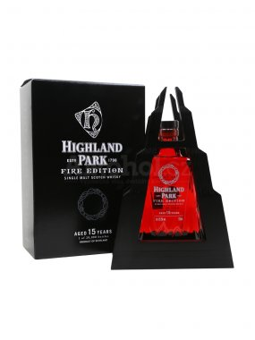Highland Park Fire Edition 15y 0,7l 45,2%