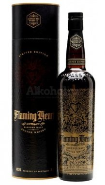 Compass Box Flaming Heart 6th Edition 0,7l 48,9%