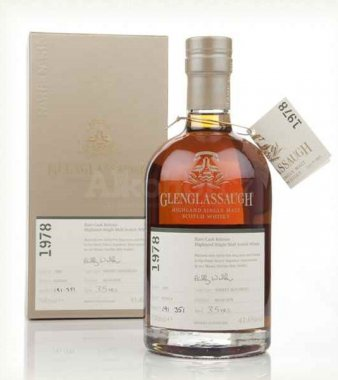 Glenglassaugh Single Cask 38y 1978 0,7l 42,5%