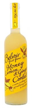 Belvoir Honey Lemon Ginger Cordial 0,5l