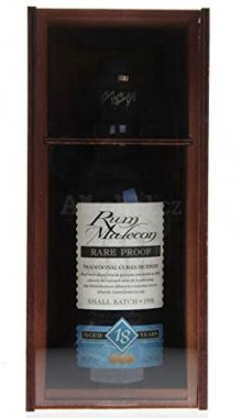 Malecon Rare Proof 18y 1998 0,7l 51,7%