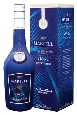 Martell V.S. UV French 0,7l 40%
