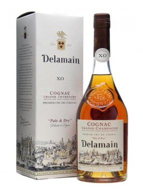 Delamain Pale & Dry XO 0,7l 40%
