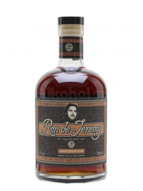 Ron de Jeremy Hardcore Spiced  0,7l 47%
