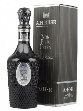 A.H.Riise Non Plus Ultra Black edition 25y 0,7l 42%