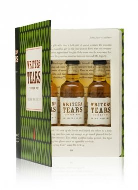 Writers Tears Degustační set 3×0,05l 40%