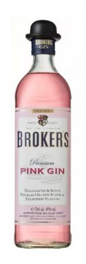 Broker's Pink Gin 0,7l 40%