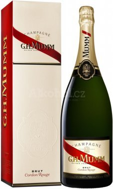 Mumm Cordon Rouge 1,5l 12% GB