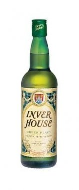 Inver House Green Plaid 0,7l 40%