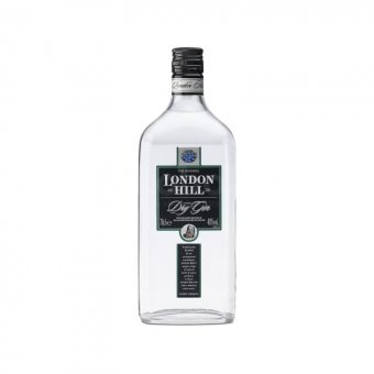 London Hill dry gin 0,7l 40%