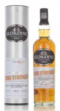 Glengoyne Batch 5 Cask Strength 0,7l 59,1%