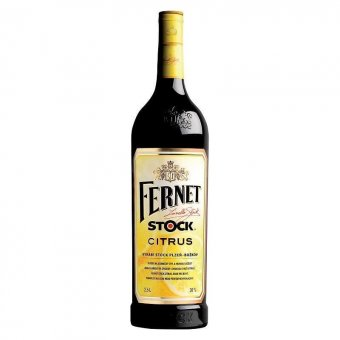 Fernet Stock Citrus 2,5l 27%