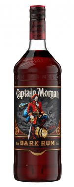 Captain Morgan Dark 1l 40%