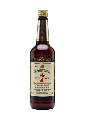 Seagram's Seven Crown 1l 40%