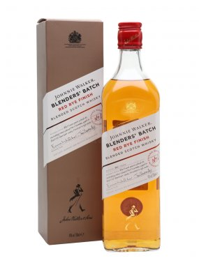 Johnnie Walker Blender's Batch Red Rye Finish 0,7l 40% L.E.