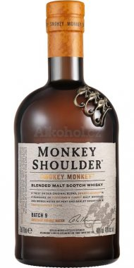 Monkey Shoulder Smokey monkey 0,7l 40%