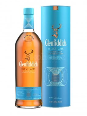 Glenfiddich Travel Exclusive Select Cask 1l 40%
