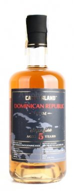 Cane Island Dominican Rum 5y 0,7l 43%