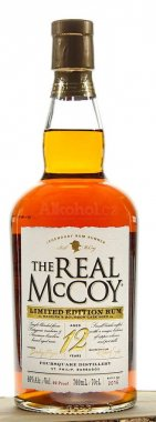 The Real McCoy 12y 0,7l 46% L.E.