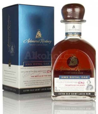 Admiral Rodney Royal Oak 0,7l 40%