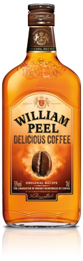 William Peel Delicious Coffee 0,7l 35%