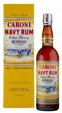 Caroni  Extra strong 90°Proof 18y 0,7l 51,4% GB