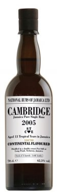 Cambridge Stce Rum 13y 2005 0,7l 62,5% GB