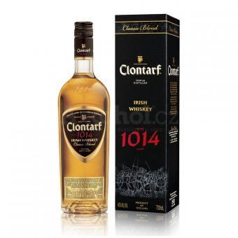 Clontarf Classic Blend Irish Whiskey 0,7l 40%