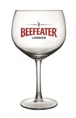 Beefeater Red sklo