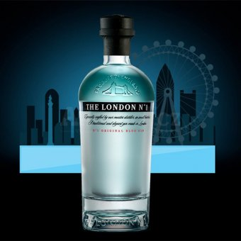 The London No.1 Gin 0,05l 47%