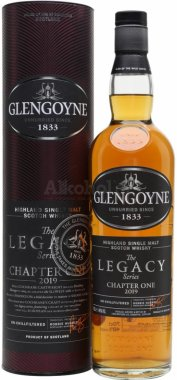Glengoyne Legacy Chapter One 2019 0,7l 48%