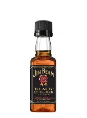 Jim Beam Black Extra Aged Bourbon 0,05l 43%