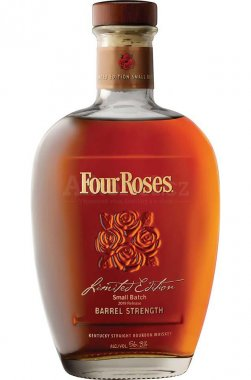 Four Roses Barrel Strength 2019 0,7l 56,3%