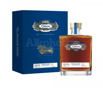 Coloma Single Cask 13y 2006 0,7l 50,3% GB