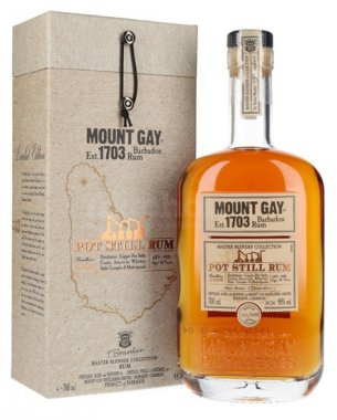 Mount Gay Pot Still 0,7l 48% L.E.
