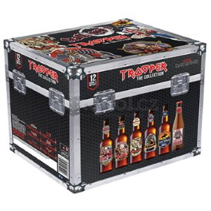 Iron Maiden's TROOPER Mixed Pack 12×0,33l